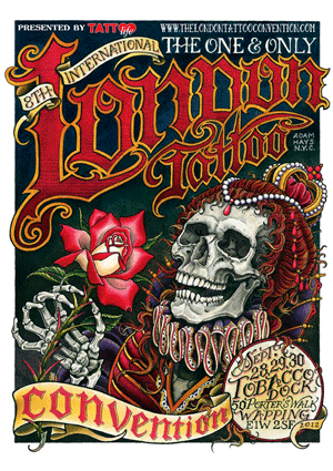 International Tattoo-Convention London - Tattoom - Körper, Kunst und ...