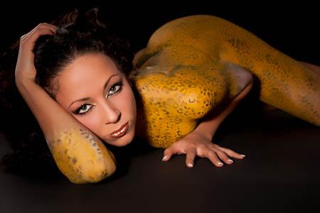 Bodypainting-Tipps | Tattoom - Körper, Kunst und Style