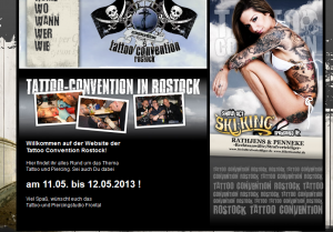 Tattoo Convention Rostock (D)